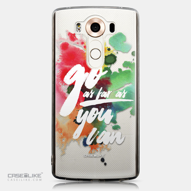 CASEiLIKE LG V10 back cover Quote 2424