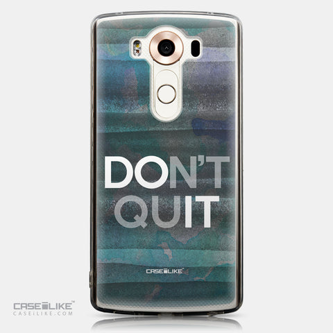 CASEiLIKE LG V10 back cover Quote 2431