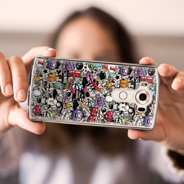 Share - CASEiLIKE LG V10 back cover Graffiti 2703