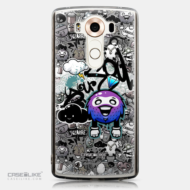 CASEiLIKE LG V10 back cover Graffiti 2706