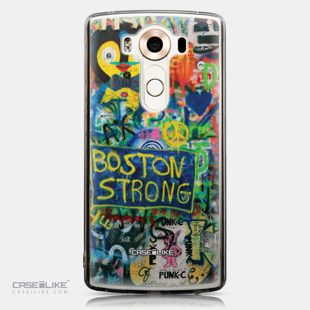 CASEiLIKE LG V10 back cover Graffiti 2723