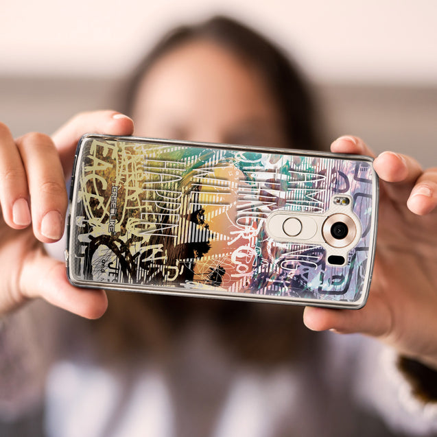 Share - CASEiLIKE LG V10 back cover Graffiti 2729