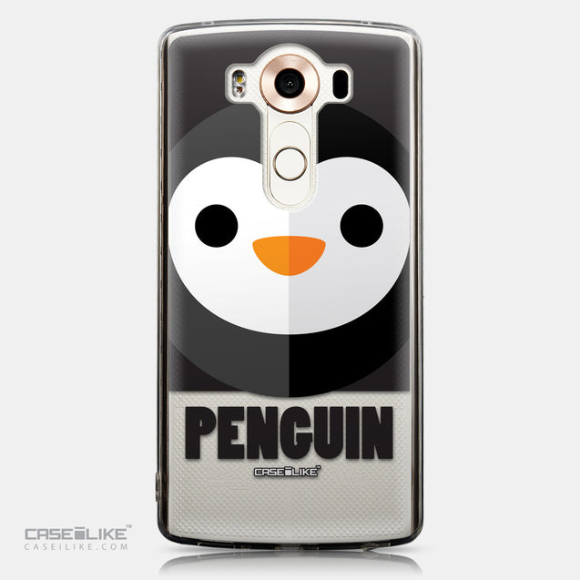 CASEiLIKE LG V10 back cover Animal Cartoon 3640