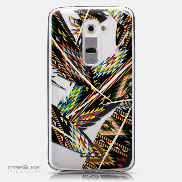 CASEiLIKE LG G2 back cover Indian Tribal Theme Pattern 2053