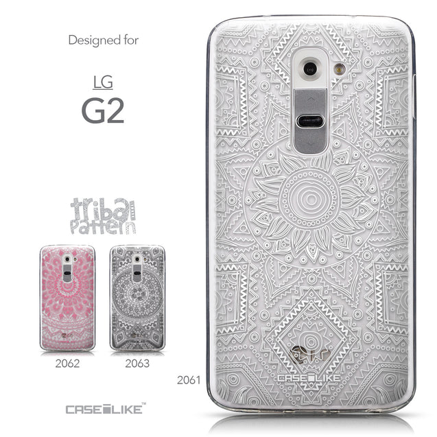 Collection - CASEiLIKE LG G2 back cover Indian Line Art 2061