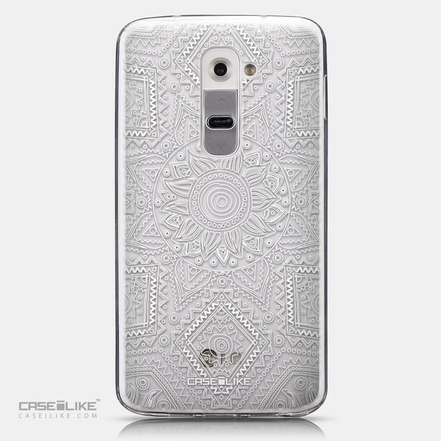 CASEiLIKE LG G2 back cover Indian Line Art 2061