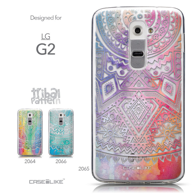 Collection - CASEiLIKE LG G2 back cover Indian Line Art 2065