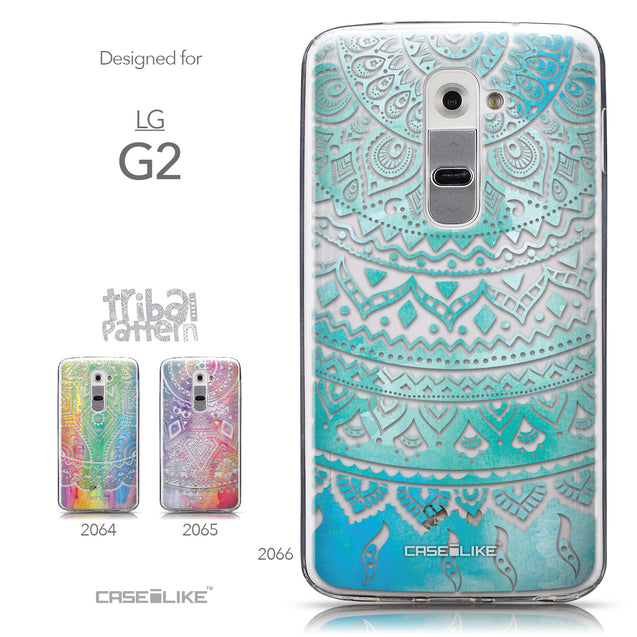 Collection - CASEiLIKE LG G2 back cover Indian Line Art 2066