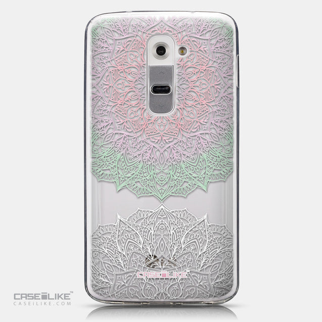 CASEiLIKE LG G2 back cover Mandala Art 2092
