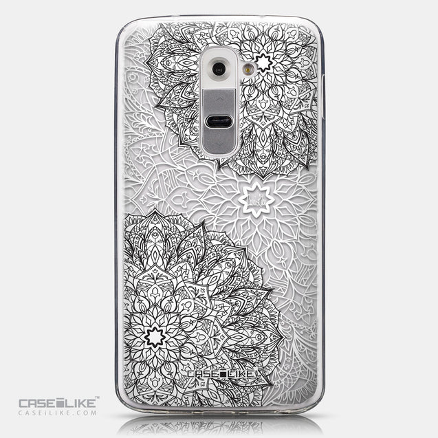 CASEiLIKE LG G2 back cover Mandala Art 2093