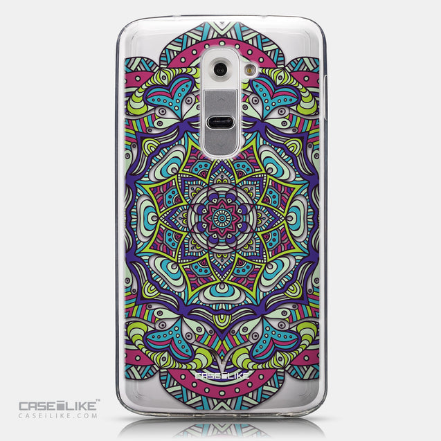 CASEiLIKE LG G2 back cover Mandala Art 2094