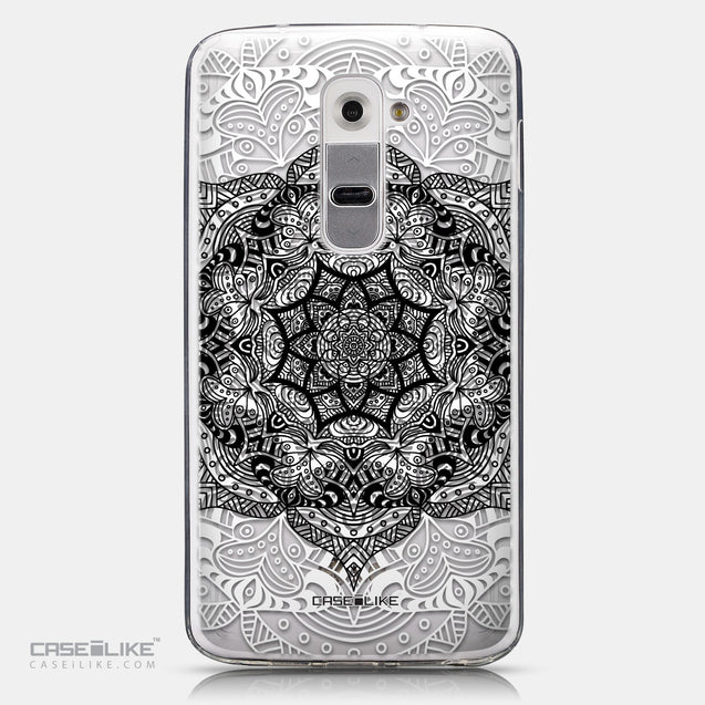 CASEiLIKE LG G2 back cover Mandala Art 2097