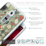 Details in English - CASEiLIKE LG G2 back cover Spring Forest Gray 2243