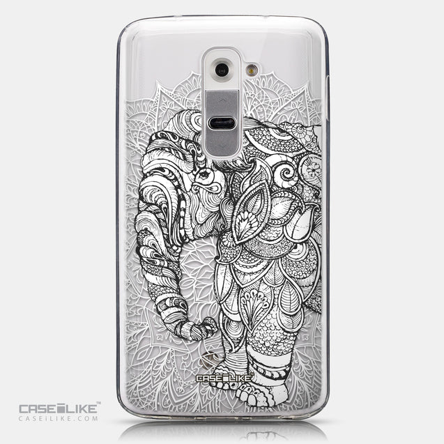CASEiLIKE LG G2 back cover Mandala Art 2300