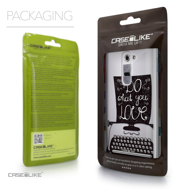 Packaging - CASEiLIKE LG G2 back cover Quote 2400