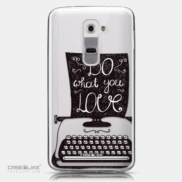 CASEiLIKE LG G2 back cover Quote 2400