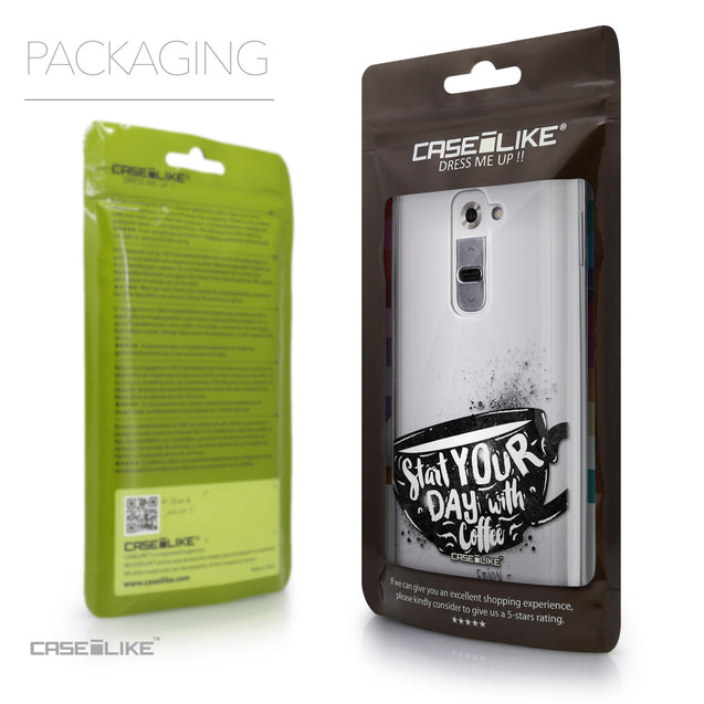 Packaging - CASEiLIKE LG G2 back cover Quote 2402