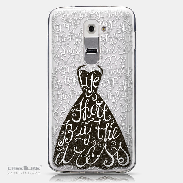 CASEiLIKE LG G2 back cover Quote 2404