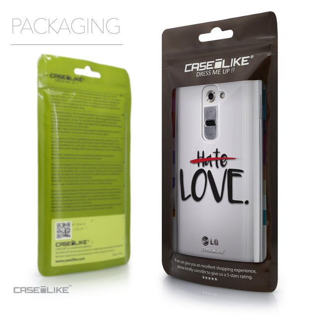 Packaging - CASEiLIKE LG G2 back cover Quote 2406