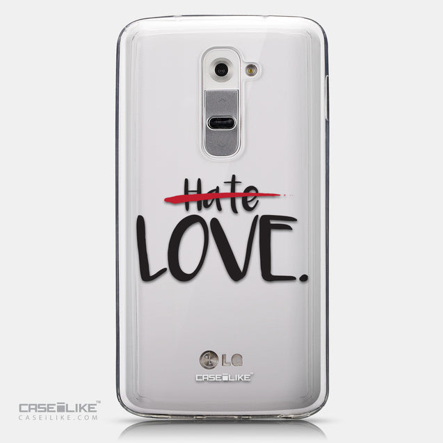 CASEiLIKE LG G2 back cover Quote 2406