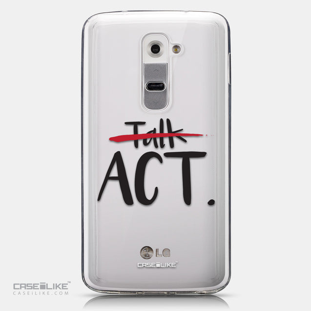 CASEiLIKE LG G2 back cover Quote 2408