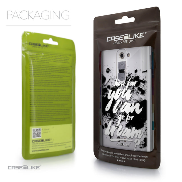 Packaging - CASEiLIKE LG G2 back cover Quote 2413