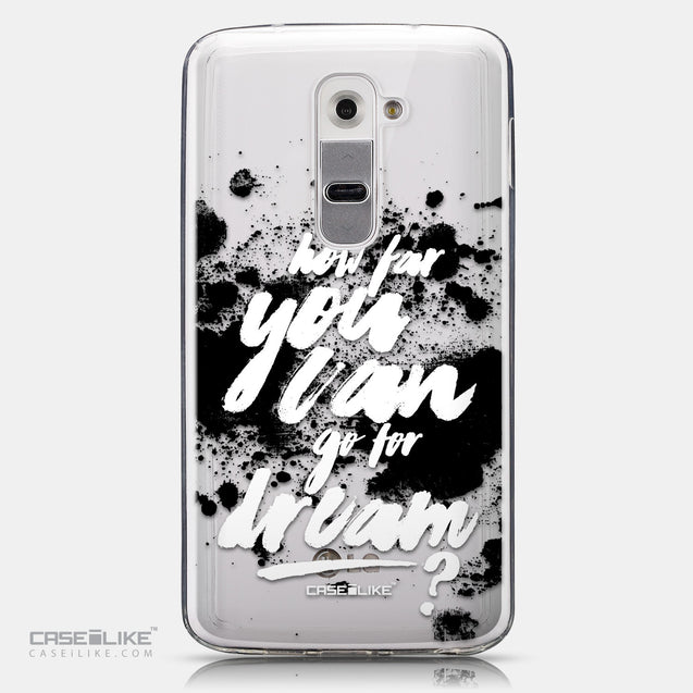 CASEiLIKE LG G2 back cover Quote 2413