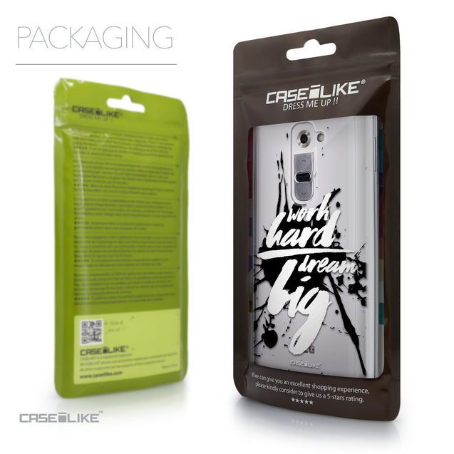 Packaging - CASEiLIKE LG G2 back cover Quote 2414