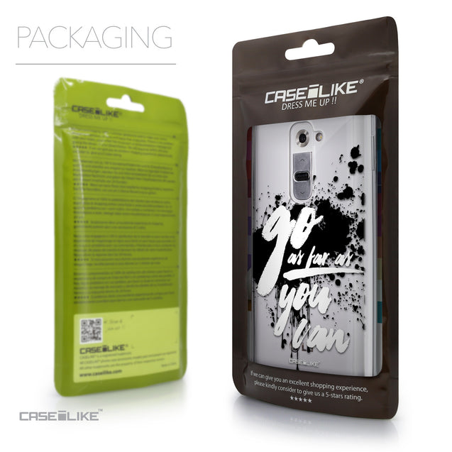 Packaging - CASEiLIKE LG G2 back cover Quote 2415
