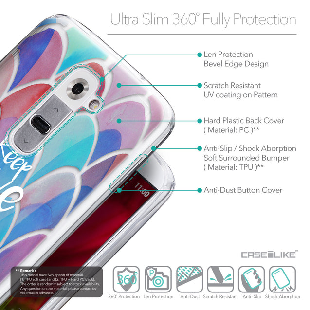 Details in English - CASEiLIKE LG G2 back cover Quote 2417