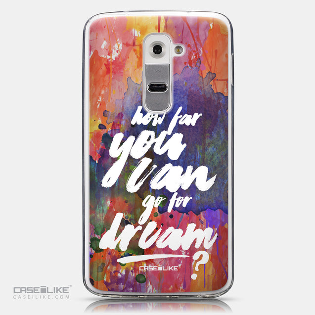 CASEiLIKE LG G2 back cover Quote 2421