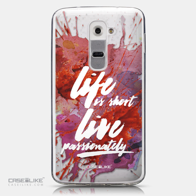 CASEiLIKE LG G2 back cover Quote 2423