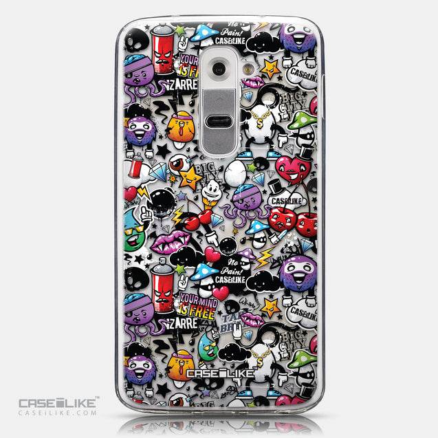 CASEiLIKE LG G2 back cover Graffiti 2703