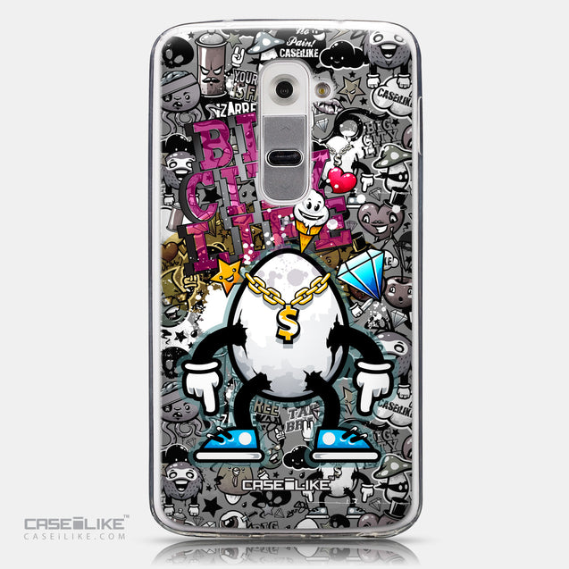 CASEiLIKE LG G2 back cover Graffiti 2704