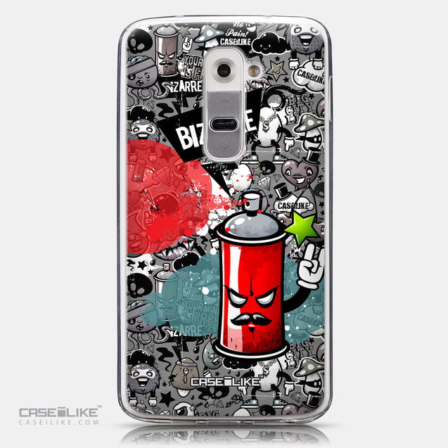 CASEiLIKE LG G2 back cover Graffiti 2705