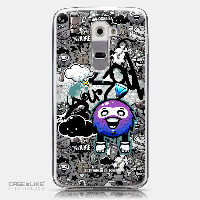 CASEiLIKE LG G2 back cover Graffiti 2706