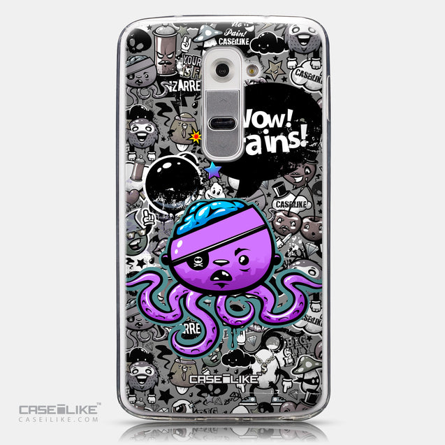 CASEiLIKE LG G2 back cover Graffiti 2707