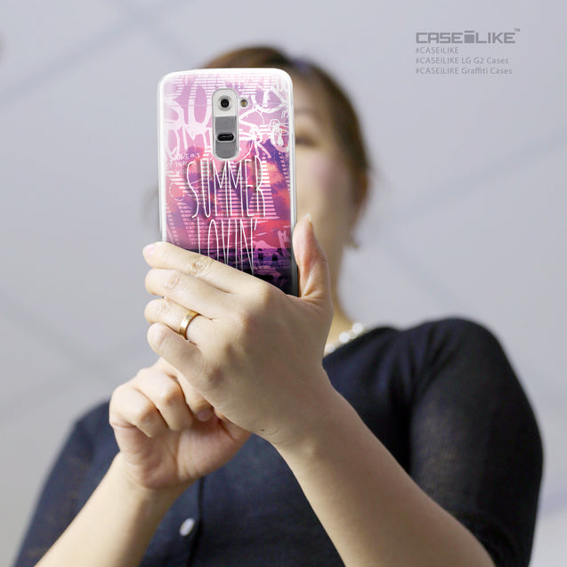 Share - CASEiLIKE LG G2 back cover Graffiti 2727