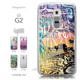 Collection - CASEiLIKE LG G2 back cover Graffiti 2729