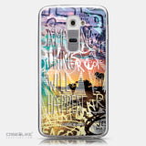 CASEiLIKE LG G2 back cover Graffiti 2729