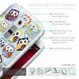 Details in English - CASEiLIKE LG G2 back cover Owl Graphic Design 3312