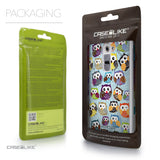 Packaging - CASEiLIKE LG G2 back cover Owl Graphic Design 3312