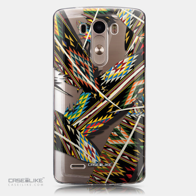 CASEiLIKE LG G3 back cover Indian Tribal Theme Pattern 2053