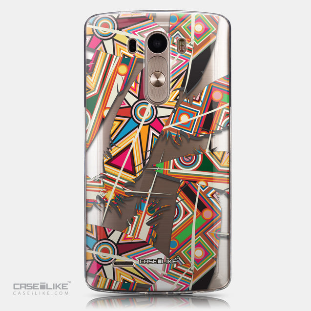 CASEiLIKE LG G3 back cover Indian Tribal Theme Pattern 2054