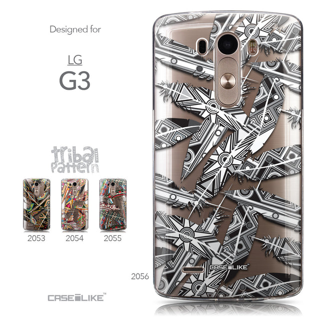 Collection - CASEiLIKE LG G3 back cover Indian Tribal Theme Pattern 2056