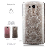 Collection - CASEiLIKE LG G3 back cover Indian Line Art 2061