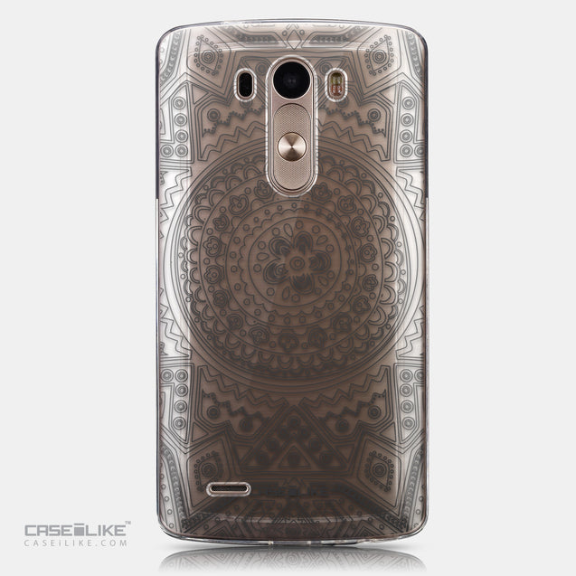 CASEiLIKE LG G3 back cover Indian Line Art 2063