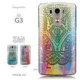 Collection - CASEiLIKE LG G3 back cover Indian Line Art 2064