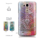 Collection - CASEiLIKE LG G3 back cover Indian Line Art 2065
