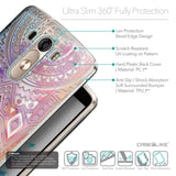 Details in English - CASEiLIKE LG G3 back cover Indian Line Art 2065